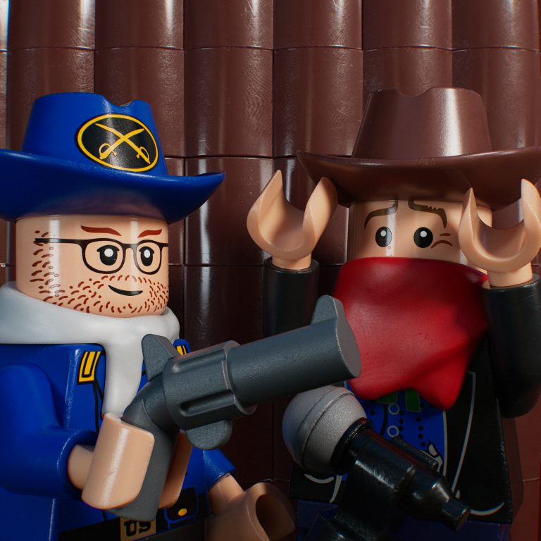Ep. 5 – Guns, Dynamite and Money: LEGO from 1996