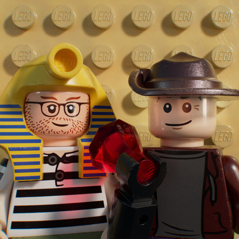 Ep. 7 – Indiana Jones without the license – The Adventurers: LEGO from 1998